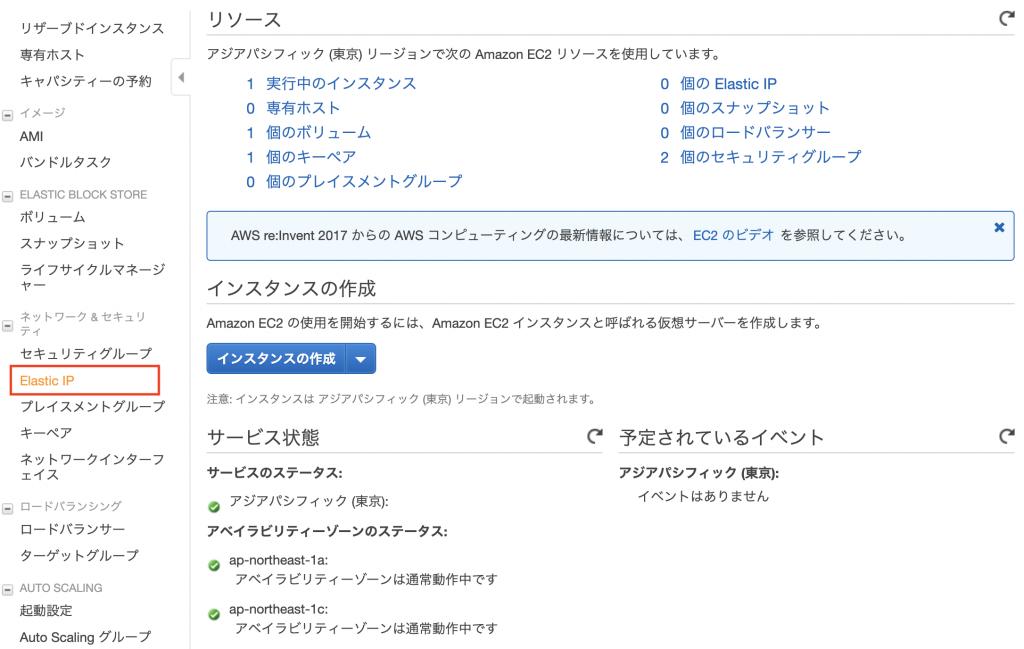Elastic IP